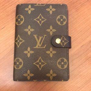 Louis Vuitton PM Agenda